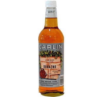 Jarabe-De-Durazno-Garlin Bebidas