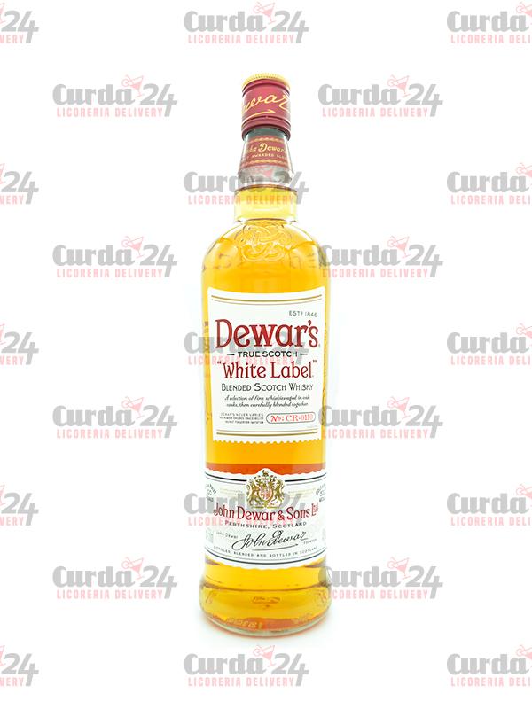 Whisky-dewars-white-label-8-años-1 Curda 24 Express - Licoreria delivery en Caracas