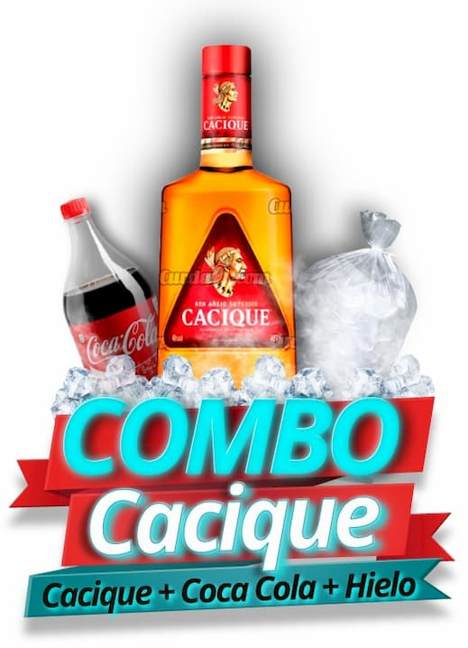 ombocaciquehielorefresco