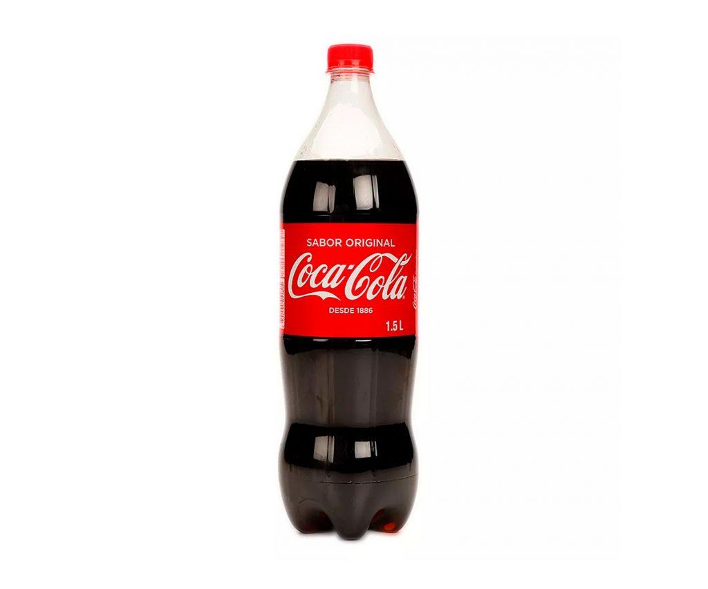 Coca-Cola-litro-descartable Bebidas