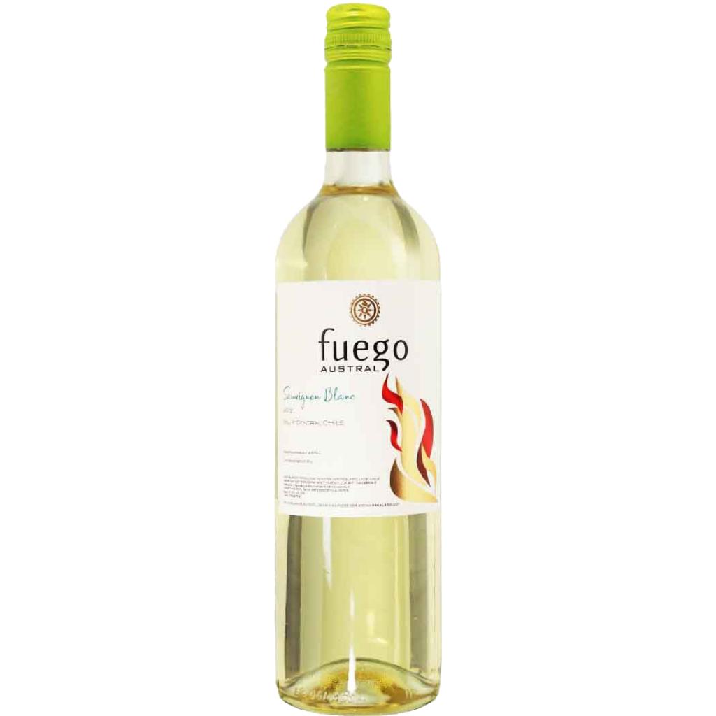 Fuego-Austral-Sauvignon-Blanc-2019-01 Curda 24 Express - Licoreria delivery en Caracas