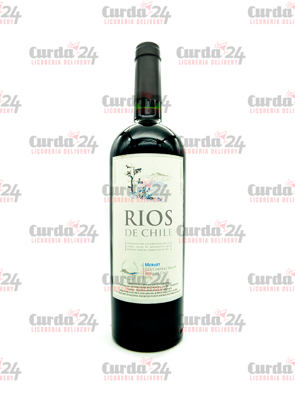 vino-Rios-de-chile-Merlot Curda 24 Express - Licoreria delivery en Caracas