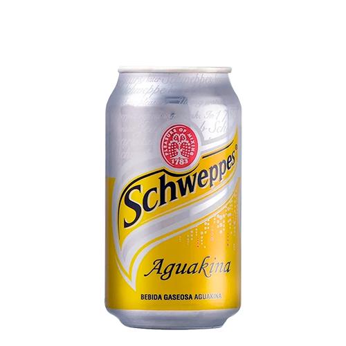 Aguakina-Evervess-Lata Bebidas