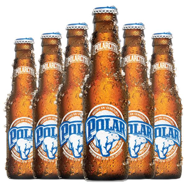 cervezas-polarcita Curda 24 Express - Licoreria delivery en Caracas