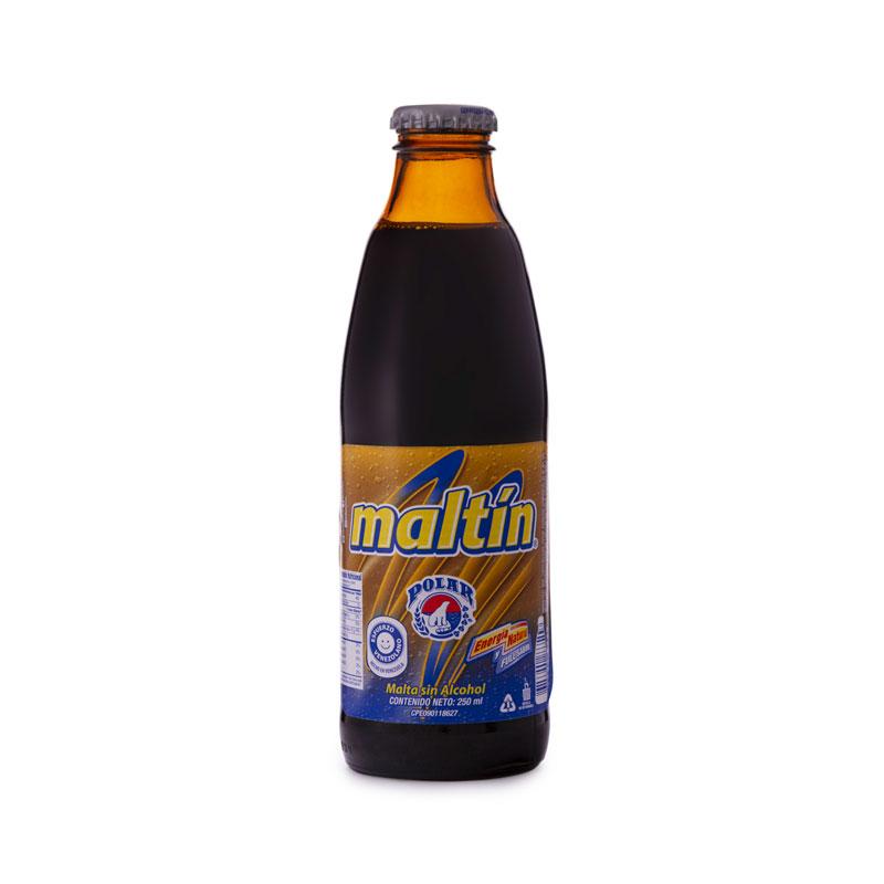 malta-maltin-polar Bebidas
