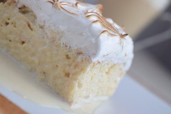 torta-tres-leches Curda 24 Express - Licoreria delivery en Caracas